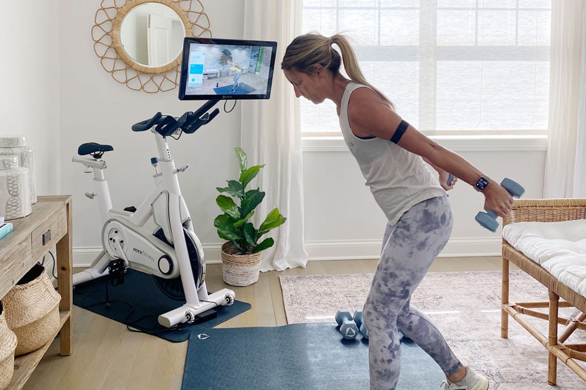 review of MYX Fitness Bike featured image